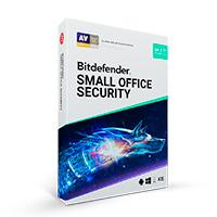 Bitdefender small office security,